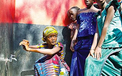 Sénégal : objectif santé à l'école !