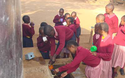 Sénégal – Programme intégré d'éducation pour tous : les « ECOLES SANTÉ »