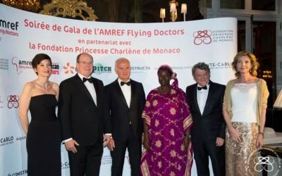 Africa on the Rock : premier gala de l'AMREF à Monaco