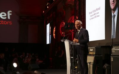 E-Health for Africa : gala 2016 de l'AMREF à Paris
