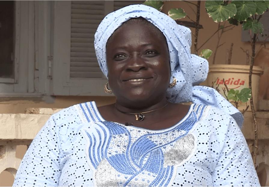 Portrait : Florence Marie Saar, sage-femme sénégalaise formée par l'AMREF
