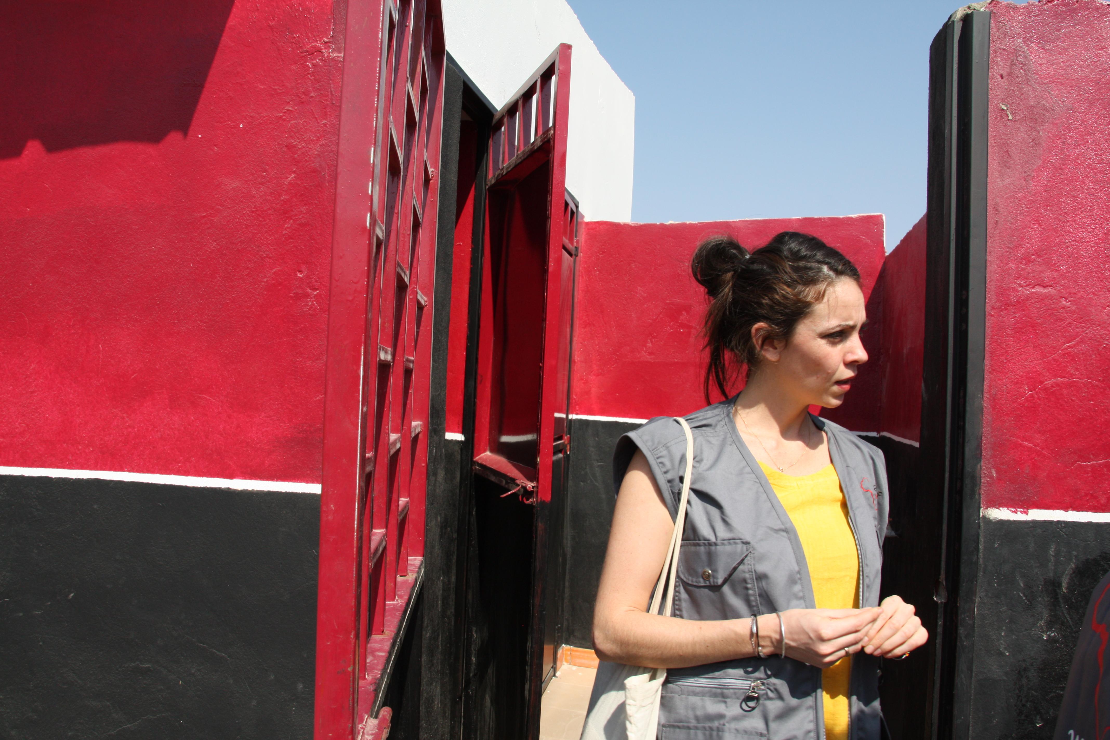 Manon RICHEZ, responsable des programmes et des partenariats AMREF France