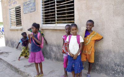 La santé des enfants en lettres CAPITAL