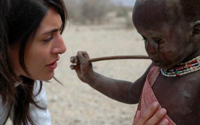Témoignage de Caterina Murino, Ambassadrice de l'Amref