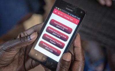 L'Amref à l'initiative des 1ères Rencontres de la Santé Numérique en Afrique de l'Ouest !