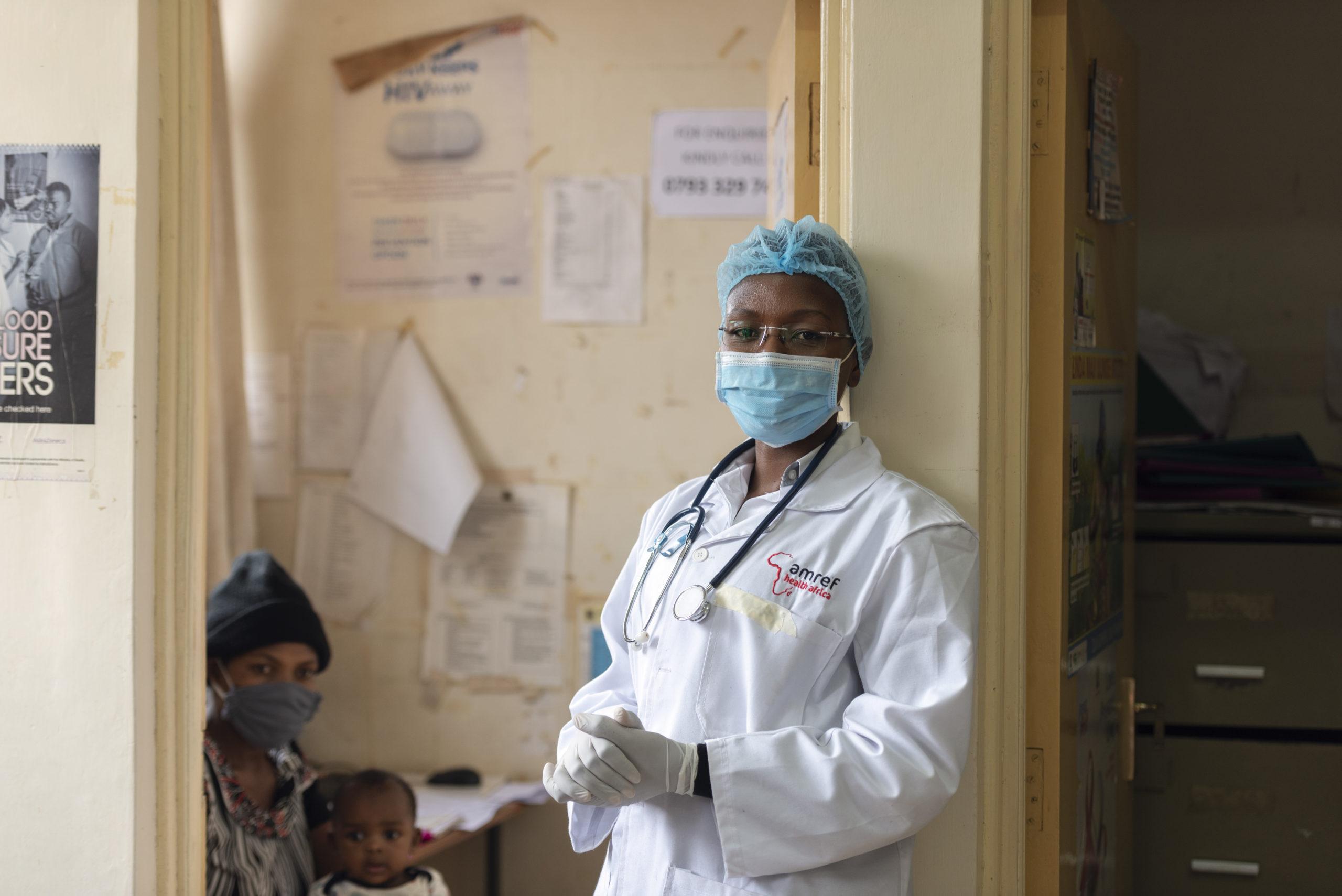 Débuts d'Amref Health Africa avec les Flying Doctors