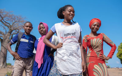 Témoignage : Amina, travailleuse sociale au Malawi