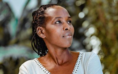 Rencontre avec Monica, championne Amref dans la lutte pour l'abolition des Mutilations Sexuelles Féminines en Tanzanie