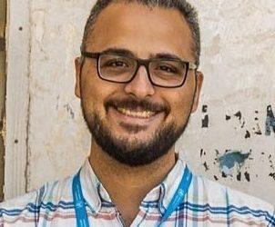 AbdelHalimAbdAllah, Responsable de la Communication de crise au Bureau régional de l'OMS pour l'Afrique