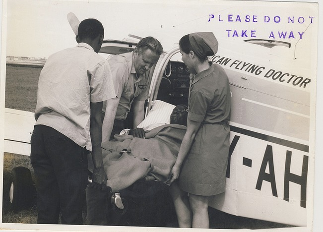 Old Flying doctor